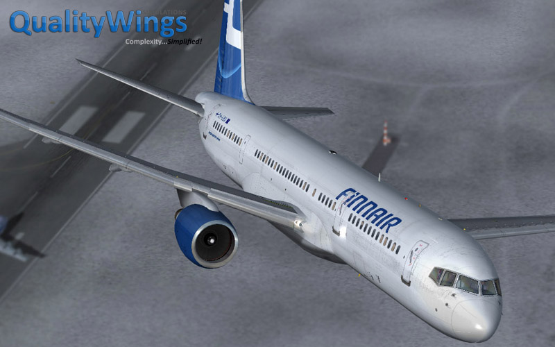QualityWings Simulations | Ultimate 757 Collection