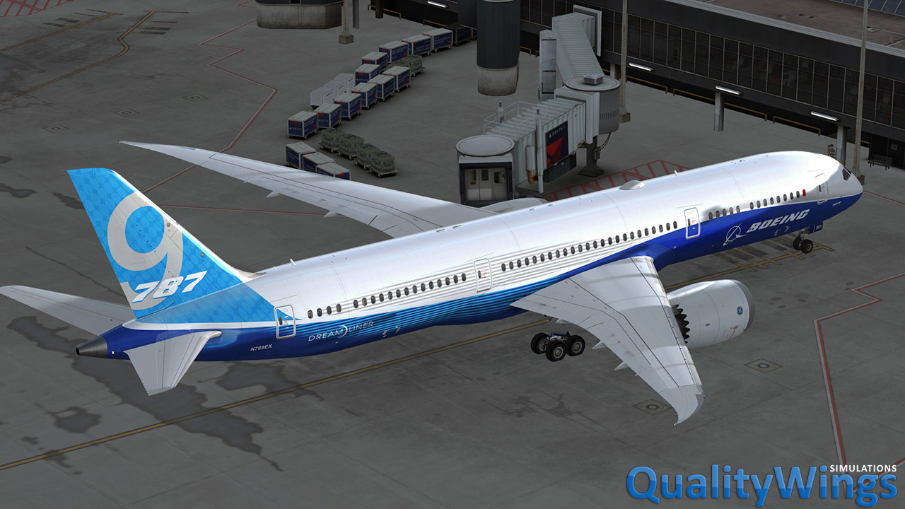 QualityWings Simulations   Ultimate 787 Collection