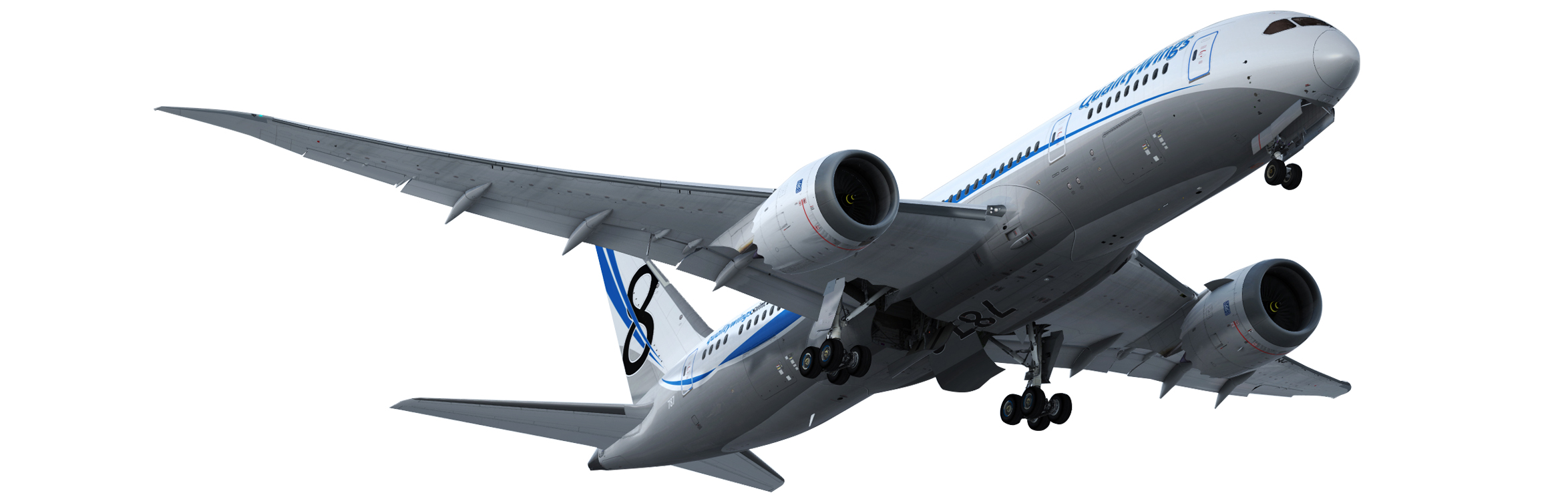 QualityWings Simulations | The Ultimate 787 Collection
