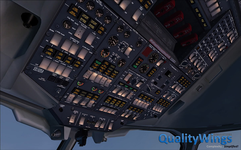 Qualitywings 757 Liveries - Yakovlev Yak-42 - Aircrafts FSX/2004